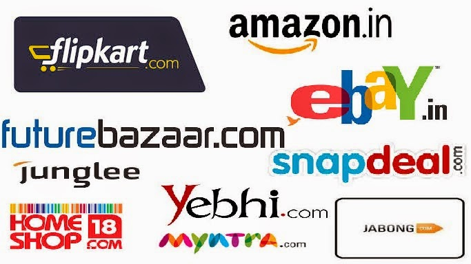 Top 10 online shopping websites venkata murali krishna for Best online websites for shopping